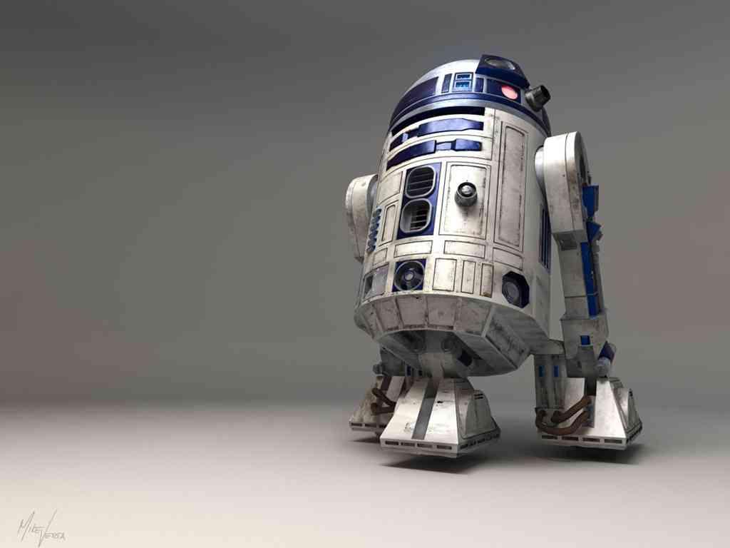 Ο αγαπημένος R2-D2
